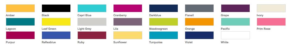 Handtücher Farben