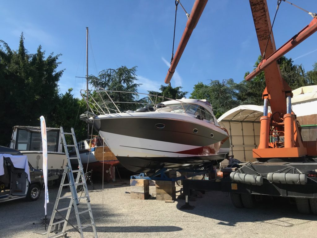 Antifouling Folie