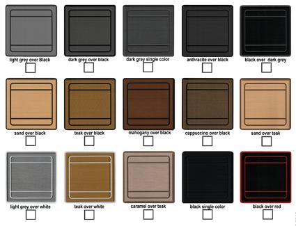 Bodenbelagfarben