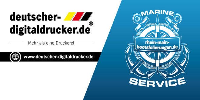 Druckerei & Bootsfolierung Rhein-Main